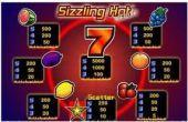 sizzling hot 77777 free games slot