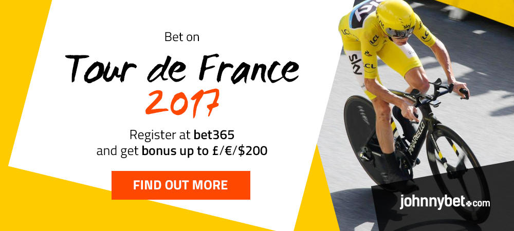 Tour de France 2017 Betting Tips, Odds, Predictions