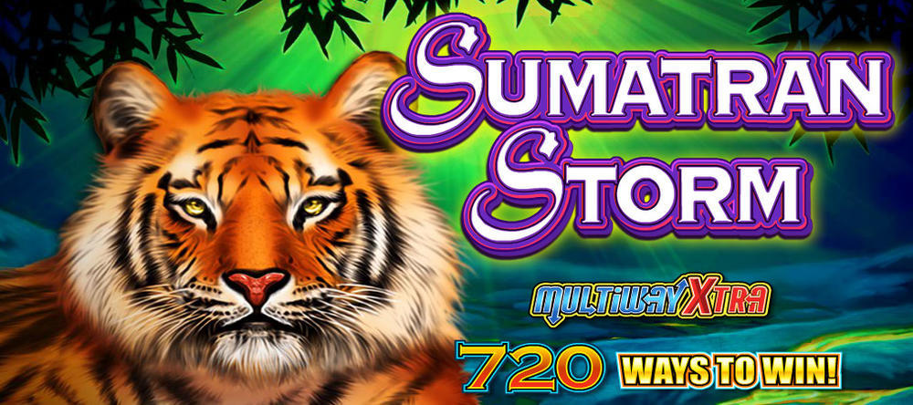 Sumatran Storm™ Slot Machine Game to Play Free in IGTs Online Casinos