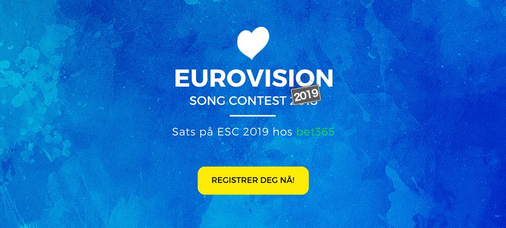 Eurovision 2019 Tipping Odds