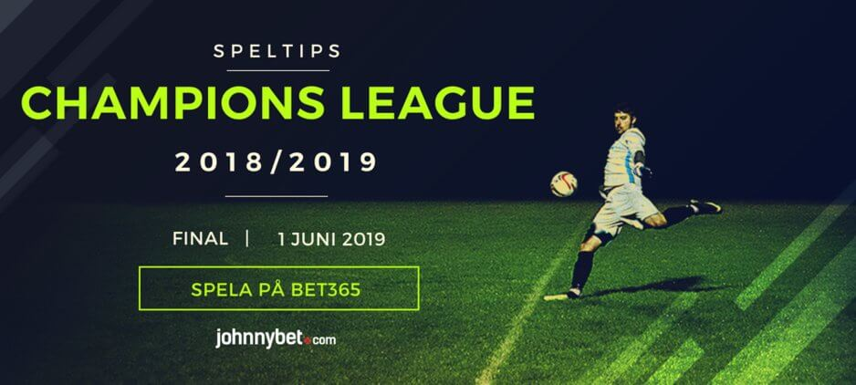 Speltips på Champions League 2018/19