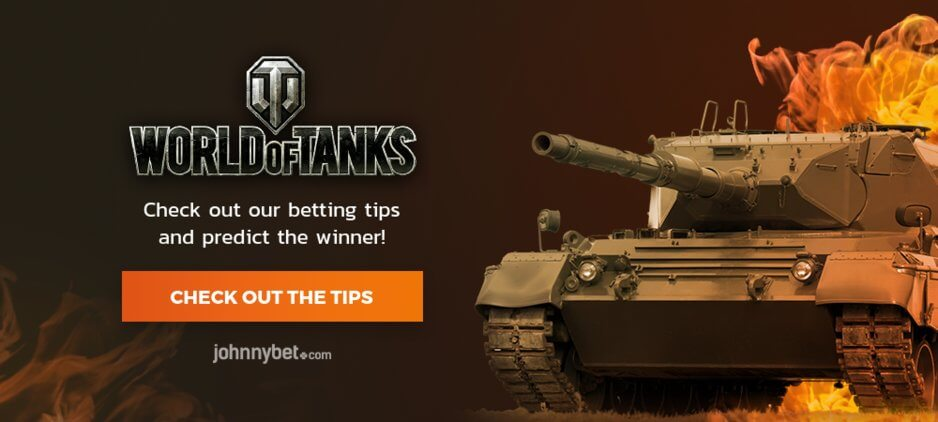 World of Tanks Betting Tips, Predictions, Odds