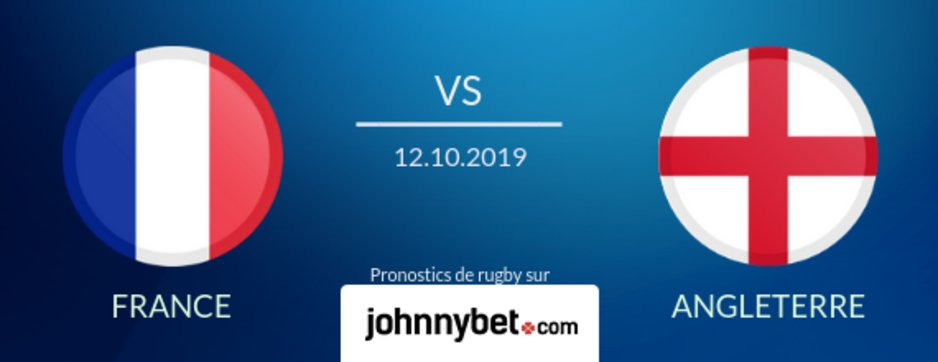 Pronostic France - Angleterre Rugby