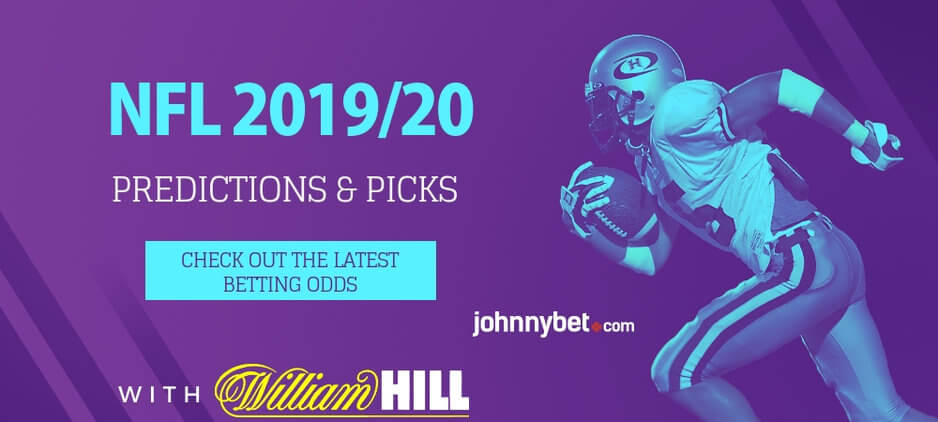 NFL 2019/20 Betting Tips - Predictions & Picks - Betting Lines & Odds