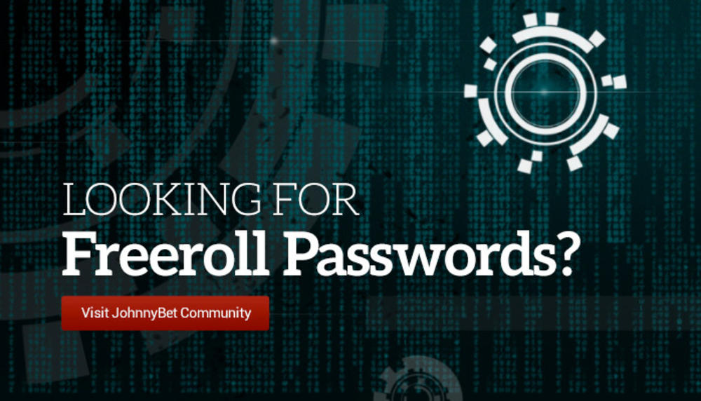 poker freeroll password