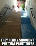 Faulty stairs memes