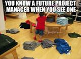 Future project manager memes