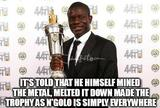 Ngolo is everywhere memes