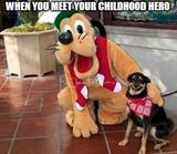 Your childhood hero memes