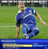 Chelsea fan day ruined memes