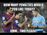 How many penalties memes