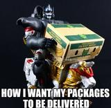 My packages memes