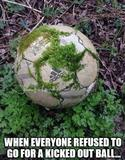 A kicked out ball memes