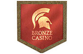 Bronze casino logo