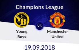 Young boys vs manchester united betting odds