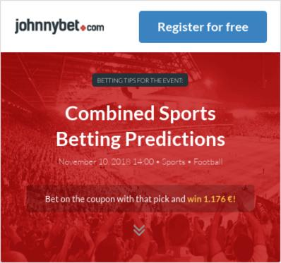 Combined Sports Betting Predictions, Tips, Odds, Previews