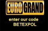 Coupon code Eurogrand