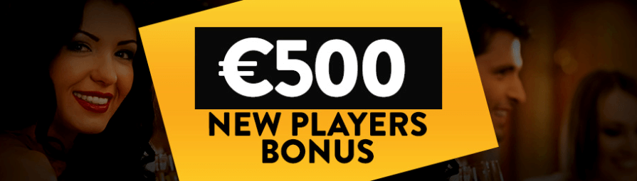 Promotion for new players Planetwin365