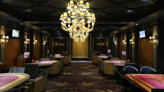 Casino VIP club room