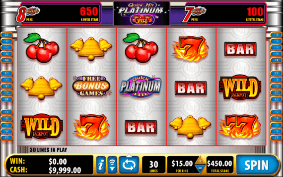 Quick Hit Slot Machine Free Download