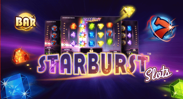 Play Starburst with bonus