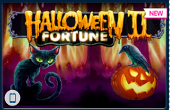Europa Casino Slot Halloween II Fortune