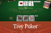 Jogue Trey Poker