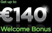 Get up to £100/€140/$200 welcome bonus at 888 casino