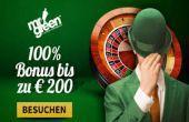 Mr Green Sportwetten Sektion