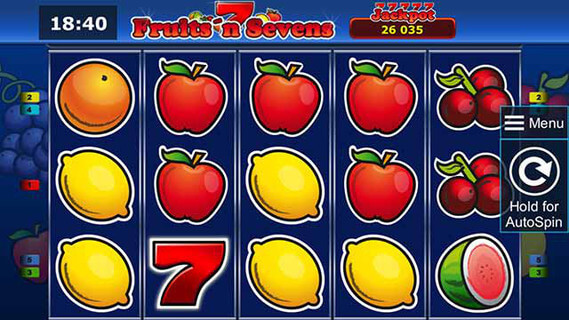 Online fruit machines for free