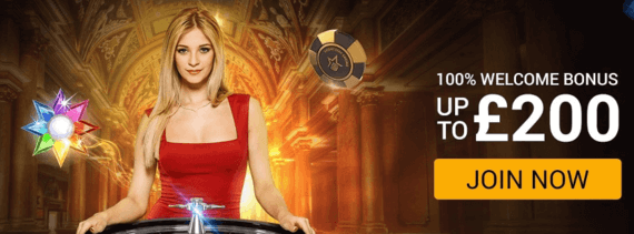 Bright Star Casino welcome bonus code
