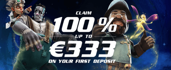 Go Wild Casino Welcome Bonus