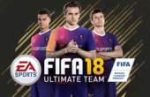 FIFA18 PS4 ULTIMATE TEAM