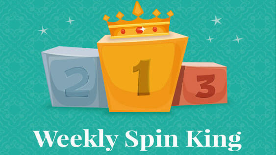 King Jack Casino Weekly Bonus Offer