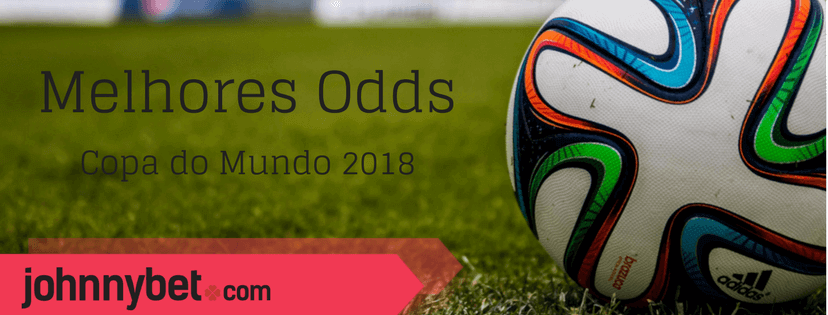 Copa do Mundo 2018 Vencedor Odds