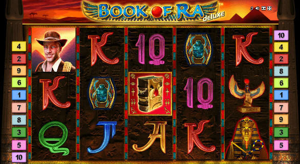 Rise of Ra Slot Machine - Play the Online Version for Free