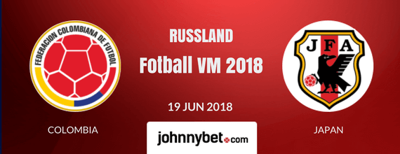 colombia japan unibet odds