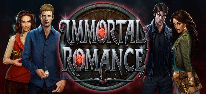 Immortal Romance Slot Machine
