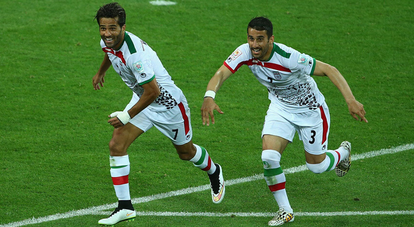 morroco vs iran betting odds