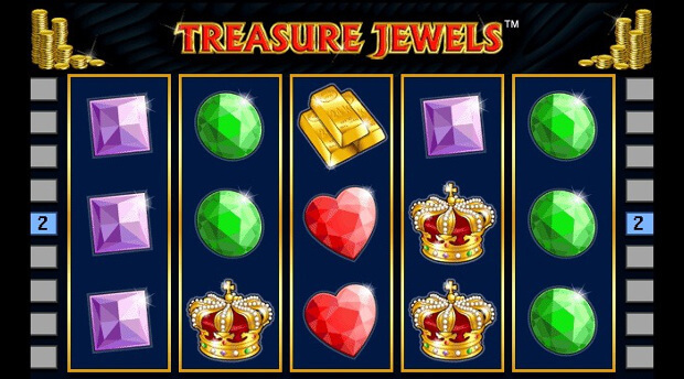 Treasure Jewels symulator