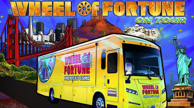 Wheel Of Fortune On Tour™ Slot Machine Game to Play Free in IGTs Online Casinos