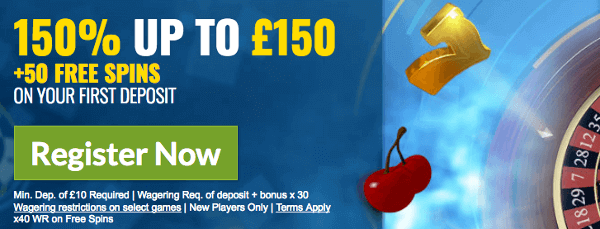 william hill casino club coupon code