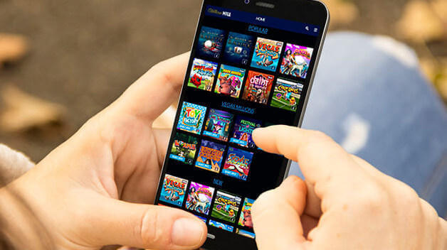 free casino slot games for mobile phones