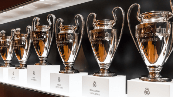 Real Madrid Champions League 2018-19