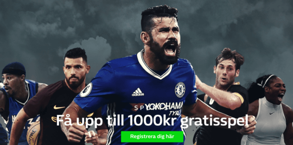 william hill bonus för nya spelare